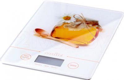 Кухонные весы Smile KSE 3215 (Honey) - общий вид