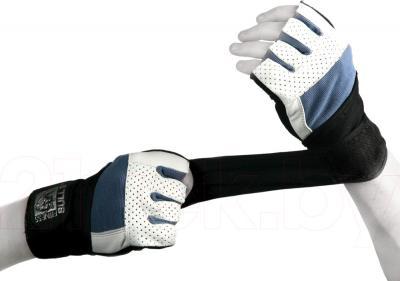 Перчатки для пауэрлифтинга Bulls CG-17054-L - общий вид
