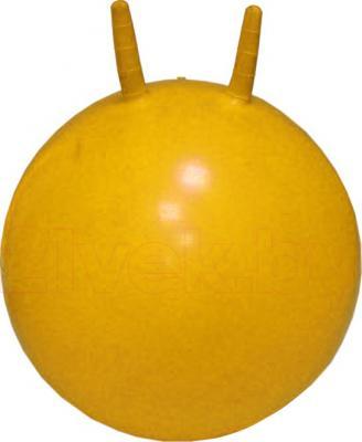 Фитбол с рожками Arctix 339-12450 (желтый) - общий вид
