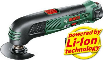 Многофункциональный инструмент Bosch PMF 10.8 Li (0.603.101.923) - общий вид