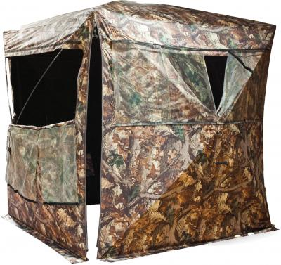 Палатка Atemi Hunter 4-местная - общий вид