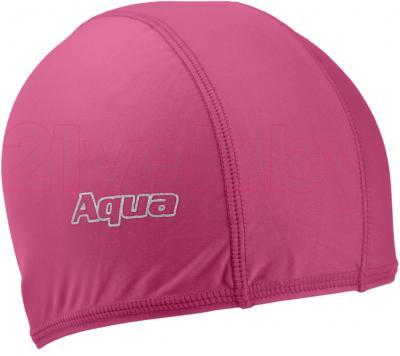 Шапочка для плавания Aqua 352-07303 (розовый) - общий вид