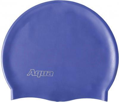 Шапочка для плавания Aqua 352-07307 (синий) - общий вид