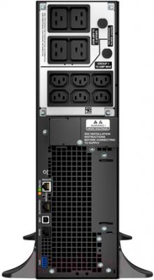 ИБП APC Smart-UPS SRT 5000VA 230V (SRT5KXLI) - вид сзади