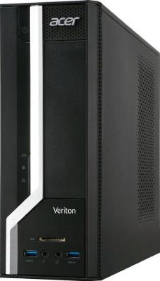 Системный блок Acer Veriton X2631G (DT.VKBME.001) - общий вид