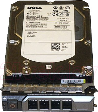 Жесткий диск Dell 400-26604 - общий вид