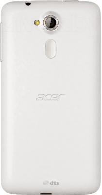 Смартфон Acer Liquid Z4 Duo Z160 (белый) - вид сзади