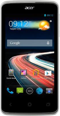 Смартфон Acer Liquid Z4 Duo Z160 (белый) - общий вид