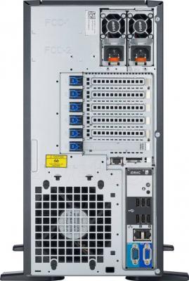 Сервер Dell PowerEdge T420 210-ACDY - вид сзади
