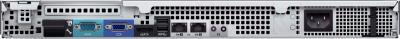 Сервер Dell PowerEdge R220 210-ACIC - вид сзади