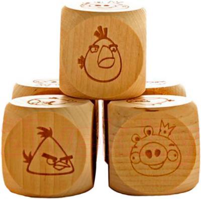Настольная игра Tactic Angry Birds Ятцы (40917) - игровые кубики