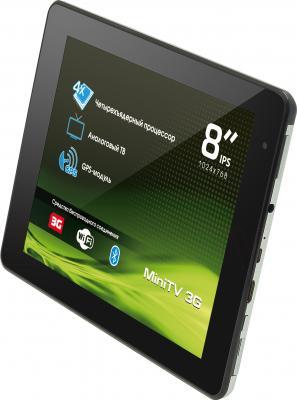 Планшет Explay MiniTV (8GB, 3G, Black) - общий вид