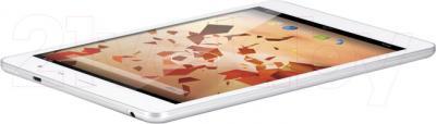 Планшет TeXet NaviPad TM-7855 (8GB, 3G, White-Silver) - общий вид
