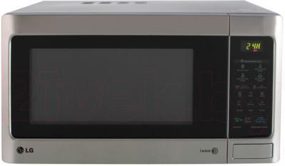 Микроволновая печь LG MH6542X - общий вид