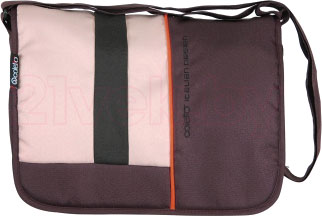 Детская универсальная коляска Coletto Giovanni 3 в 1 (бежевый) - сумка