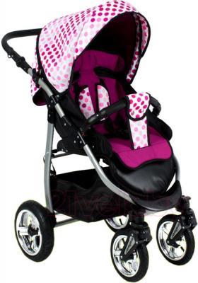 Детская прогулочная коляска Adbor Mio Special Edition (L05) - общий вид