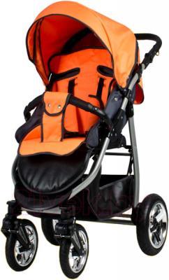 Детская прогулочная коляска Adbor Mio Standart Edition (02) - общий вид