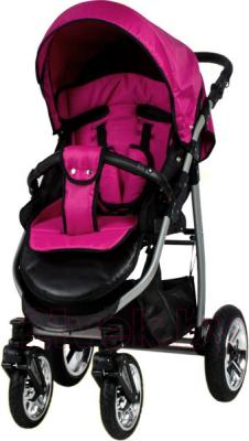 Детская прогулочная коляска Adbor Mio Standart Edition (111) - общий вид