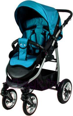 Детская прогулочная коляска Adbor Mio Standart Edition (14) - общий вид