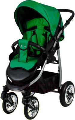 Детская прогулочная коляска Adbor Mio Standart Edition (99) - общий вид