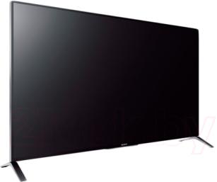 Телевизор Sony KD-49X8505B - вполоборота