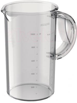 Блендер погружной Philips HR1673/90 - мерный стакан