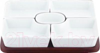 Набор менажниц Peterhof PH-10051 - общий вид