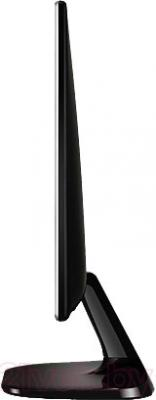 Монитор LG 24MP56HQ-T - вид сбоку