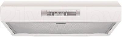 Вытяжка плоская Hotpoint SL60CM WH/HA - общий вид