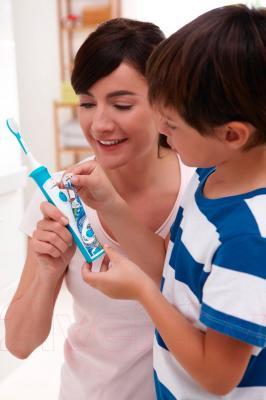 Звуковая зубная щетка Philips Sonicare For Kids HX6311/07 - смена панели