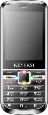 Мобильный телефон Keneksi S1 (черный) - общий вид