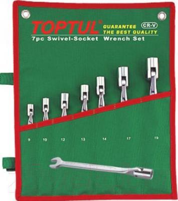 Набор однотипного инструмента Toptul GAAA1208 - общий вид