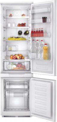Холодильник с морозильником Hotpoint BCB 31 AA F C - общий вид