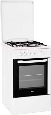 Кухонная плита Beko CSG52000W - общий вид