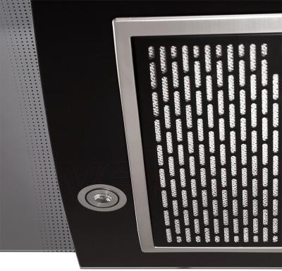 Вытяжка декоративная Pyramida RA 600 Black/S - жировой фильтр