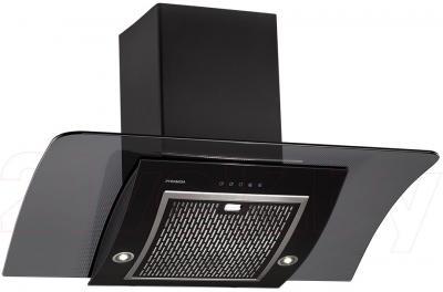 Вытяжка декоративная Pyramida RA 900 Black/S - общий вид
