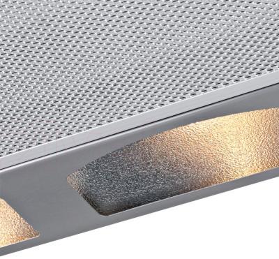 Вытяжка телескопическая Pyramida TL 60 (1000) (нержавеющая сталь) - подсветка