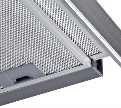 Вытяжка телескопическая Pyramida TL 60 (1000) (нержавеющая сталь) - алюминиевый фильтр