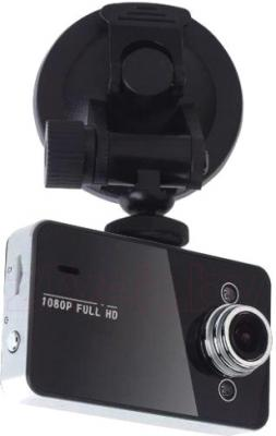 Автомобильный видеорегистратор Globex HQS-215 - общий вид