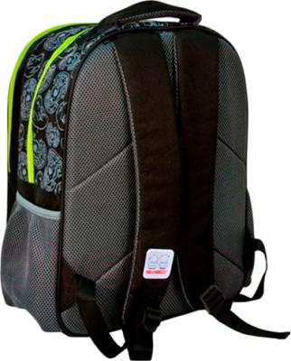 Школьный рюкзак Paso SDG-850 - вид сзади