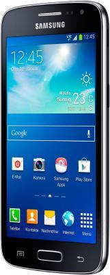 Смартфон Samsung G386F Galaxy Core LTE (Black) - вполоборота
