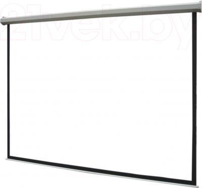 Проекционный экран Classic Solution Norma 305x305 (W 297x167/9 MW-L4/W) - общий вид