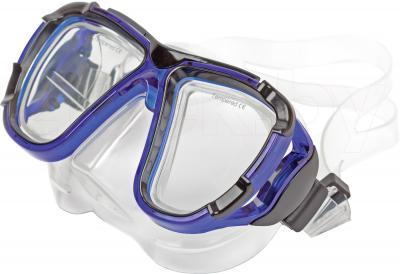Маска для плавания Aqua 352-07605 (синий) - общий вид