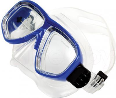 Маска для плавания Aqua 352-07601 (синий) - общий вид