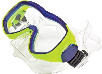 Маска для плавания Aqua 352-07608 (салатовый) - общий вид