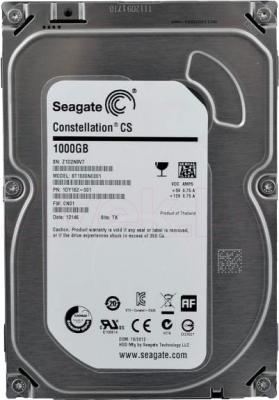 Жесткий диск Seagate Constellation CS 1TB (ST1000NC001) - общий вид