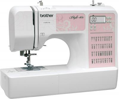 Швейная машина Brother Style-40e - общий вид