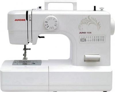 Швейная машина Janome Juno 1506 - общий вид