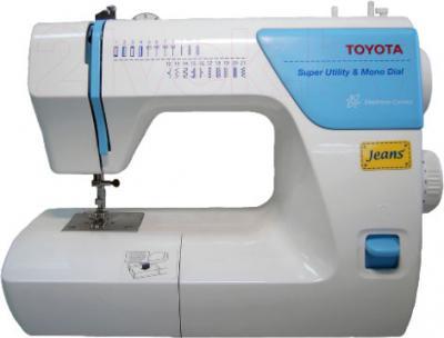 Швейная машина Toyota JSA 21 - общий вид