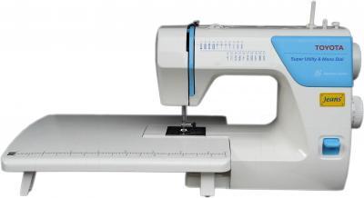 Швейная машина Toyota JSA 21 - с расширителем рабочей поверхности